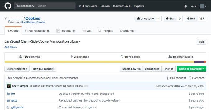 GitHubはリモートレポジトリのホスティングサービス。